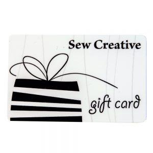 Sew Creative Gift Card