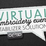 virtual embroidery event