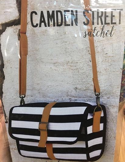 camden street satchel